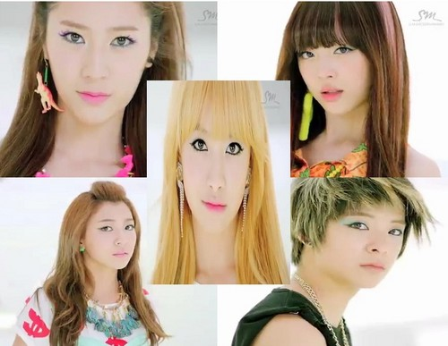 "এফ(এক্স) ""Electric Shock"" MV teaser"