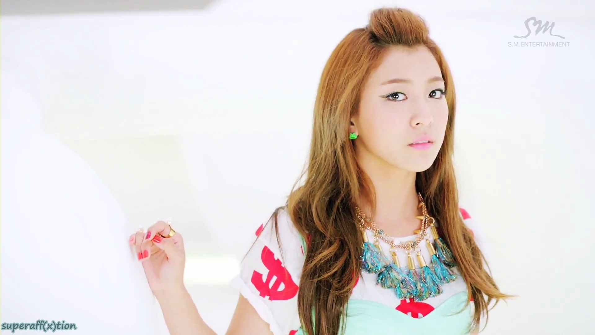"F(x) ""Electric Shock"" MV teaser - F(x) Wallpaper (31102963 ... F(x) Luna Electric Shock"