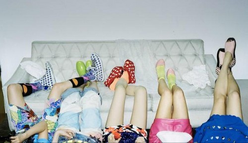 "F(x) wallpaper possibly containing skin entitled F(x) ""Electric Shock"""