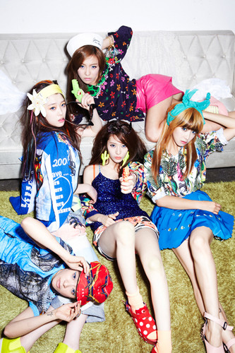 F(x) wallpaper called F(x) @ Electric Shock