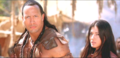First man to touch her will have to come through me. - the-scorpion-king photo