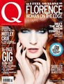 Florence Welch for Q Magazine UK March 2012