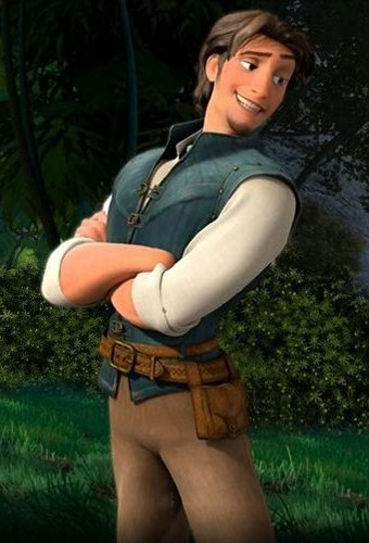 Animated Movie Heroes Hintergrund possibly containing a hip boot called Flynn Rider / Eugene Fitzherbert