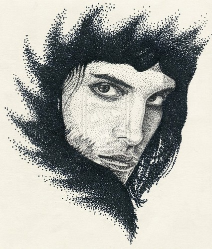 Freddie Mercury - queen Fan Art