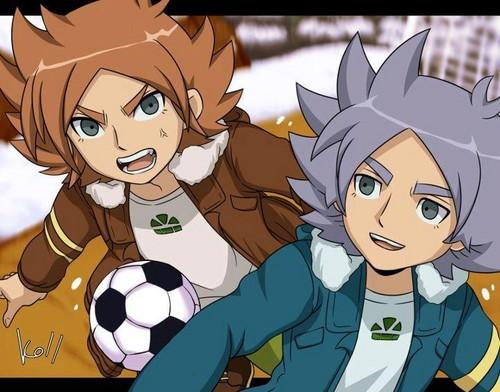 Shirō Fubuki/Shawn Frost wallpaper containing anime called Fubuki Brothers!