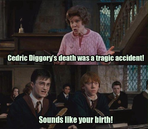 Funny Harry Potter - harry-potter Photo