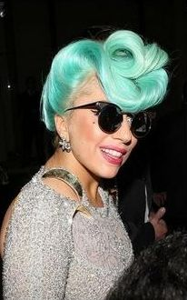 Gaga arriving to Sydney