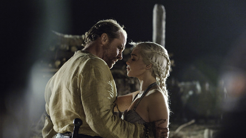 Game of Thrones Couples - Dany/Jorah - anjs-angels Photo