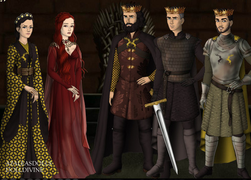 Game of Thrones door Azalea!s Dolls and DollDivine