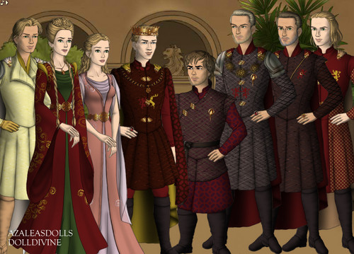 Game of Thrones by Azalea!s Куклы and DollDivine