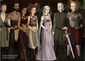 Game of Thrones سے طرف کی Azaleas Dolls and DollDivine