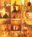 Game of Thrones in colors: Yellow/Orange