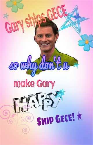 Gary Ships GECE??? - shake-it-up Fan Art