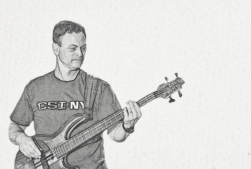 Gary Sinise Sketch