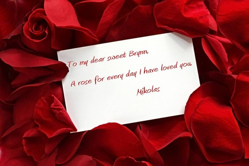 For The Love Of Brynn Wallpaper Probably With A Rose Called Gavin Flower  Quote