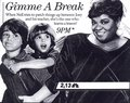 Gimme a break! - television photo