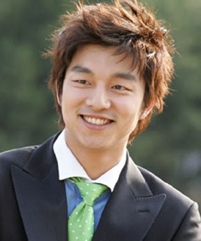 Gong Yoo as Choi Han-Gyul in Coffee Prince