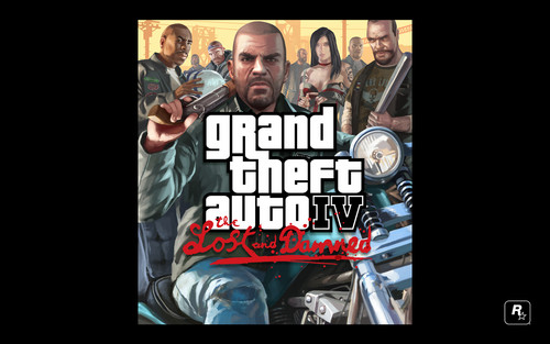 Grand Theft Auto IV The Lost And Damned Hintergrund containing Anime entitled Grand Theft Auto IV The Lost And Damned Hintergrund