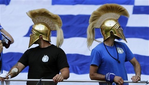 Greek Football Team, Euro 2012!