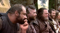 Gregor, Sandor, Robert, Renly &amp; Loras- BTS Photo - sandor-clegane photo