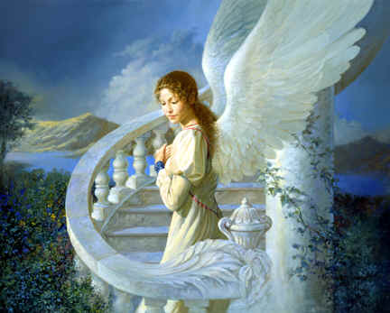 Guardian Angel for rosebud