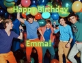 Happy Birthday Emma! - happy-birthday-emma photo