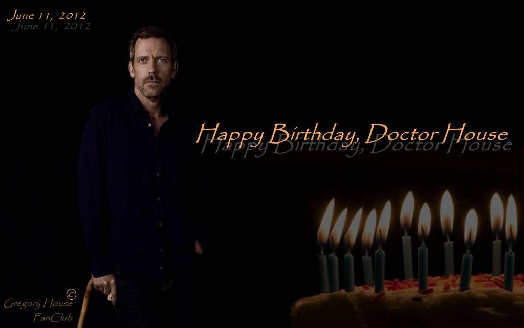 Happy Birthday, Greg
