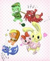 Happy Tree Friends::couples