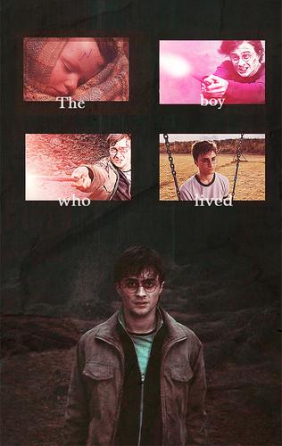 Harry Potter =D