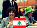 Harry luvs Lebanon