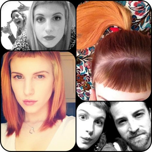 Hayley's New Hair!