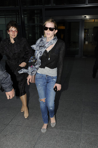 Heathrow Airport, Londres - 15 June, 2012 - HQ
