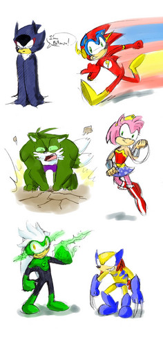 Heroes of Mobius
