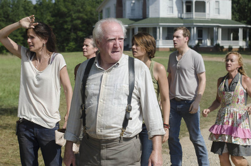 Hershel from The Walking Dead