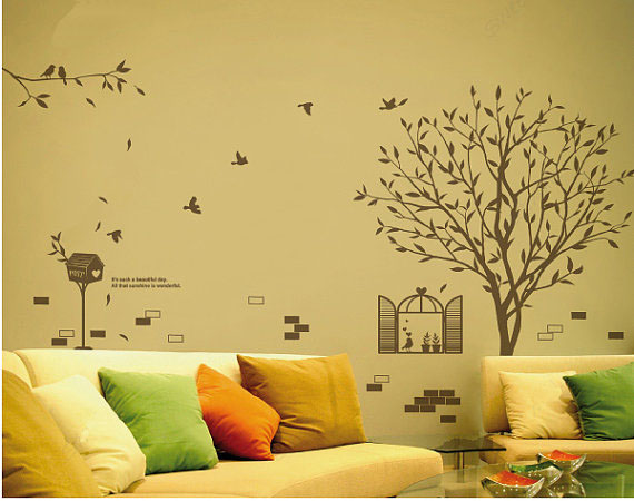 Brilliant Wall Stickers Decoration For Home 570 X 450 74 Kb Jpeg
