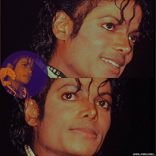 How deep is your 爱情 for Michael?♥
