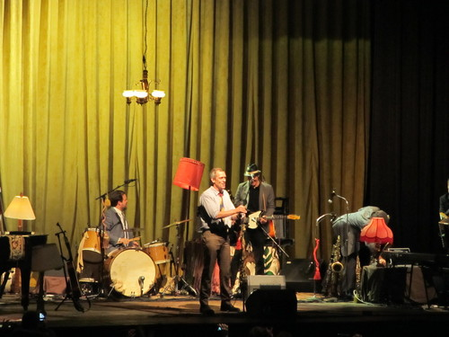 Hugh Laurie @ Santiago, Chile. June 12, 2012 - hugh-laurie Photo