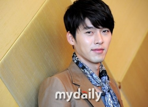 Hyun Bin as Kim Joo Won in Secret Garden