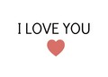 I amor YOU ♥