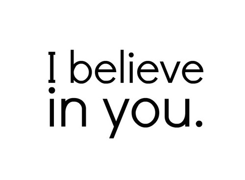 belas imagens wallpaper entitled I believe in you. ♥