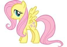 I'm the Fluttershy in our group at school. :3