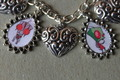 INVADER ZIM charm bracelet - invader-zim fan art