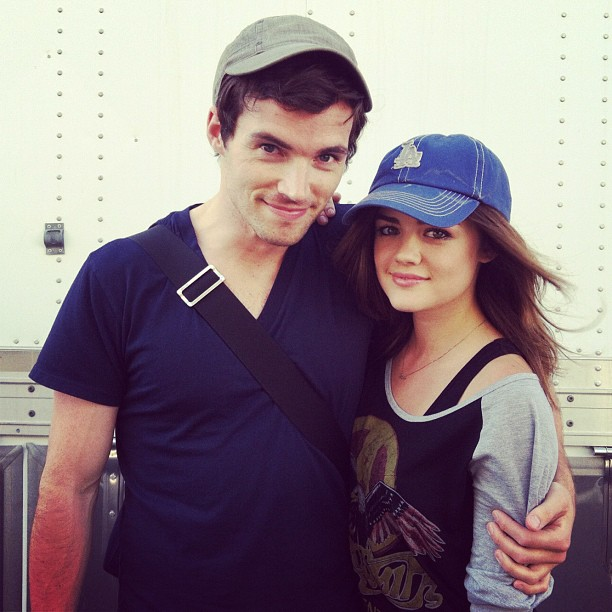 Ian/Lucy..♥ - Lucy&Ian Photo (31124303) - Fanpop
