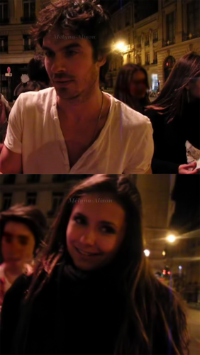 Ian & Nina in Paris