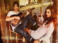 Ian &amp; Nina  - nina-dobrev wallpaper
