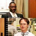 Idris on The Office