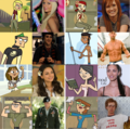 If Total Drama Characters Were Real. - total-drama-island photo