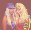 Imagine if Nicki Minaj had a twin wow that would be cool (: