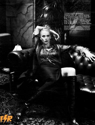 Interview magazine scans June 2012