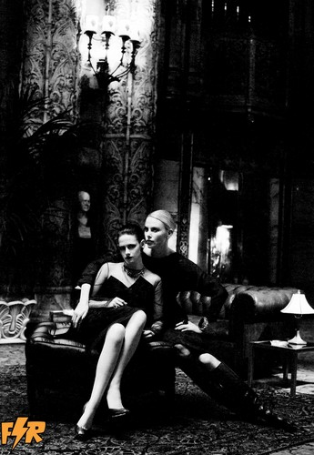 Interview magazine scans June 2012 - charlize-theron Photo